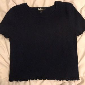 Cute blouse, very stretchy great quality